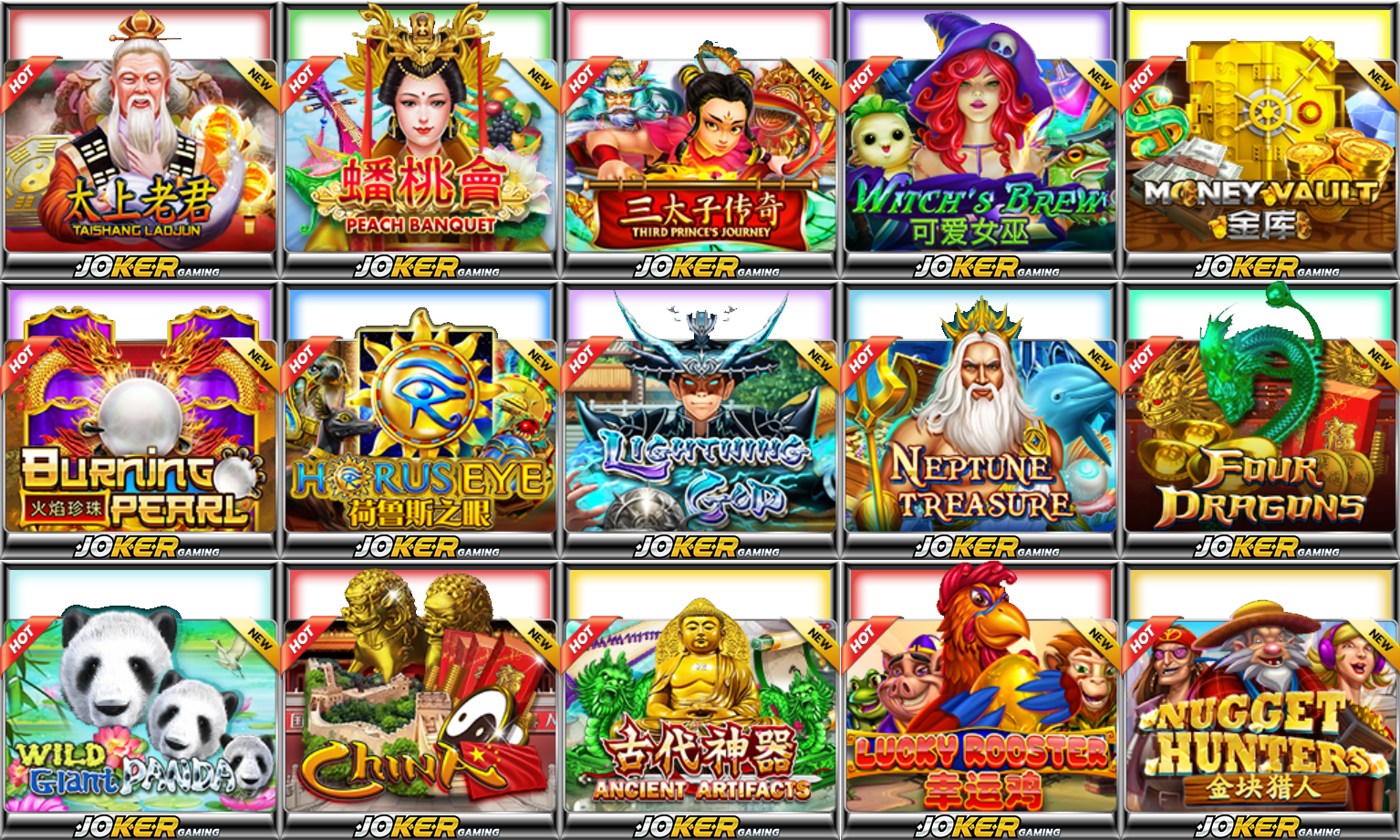 Slot bet88 Online Combo JokerGaming 1