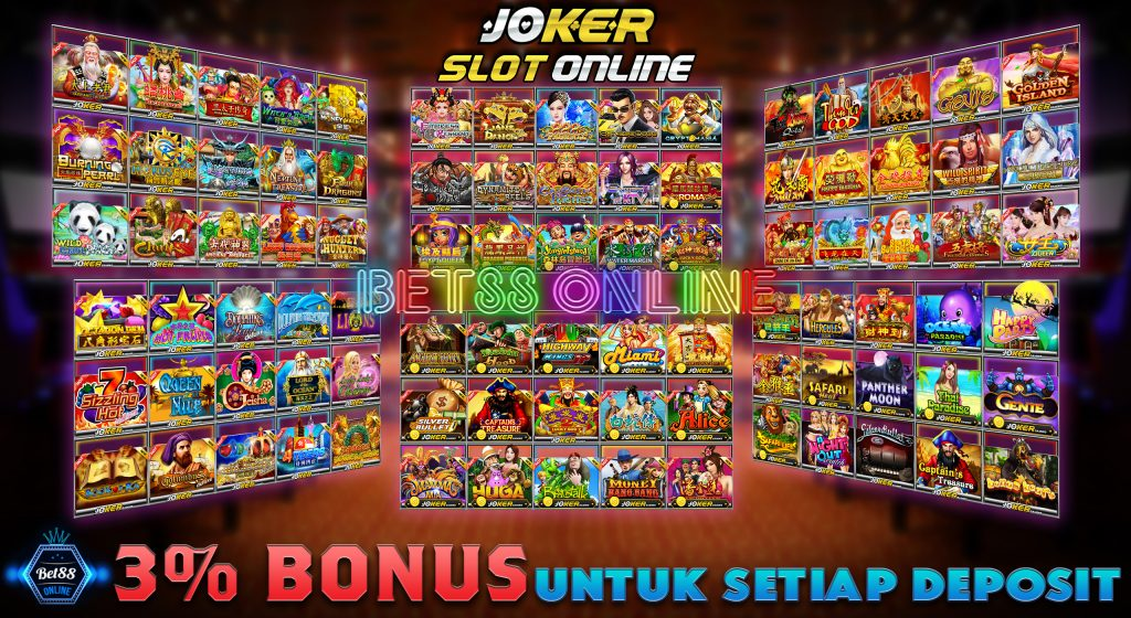 JOKER Slot 1 Aug 2019