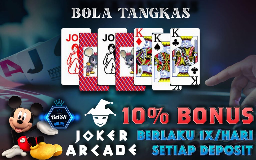 Joker Tangkas 1 Aug 2019