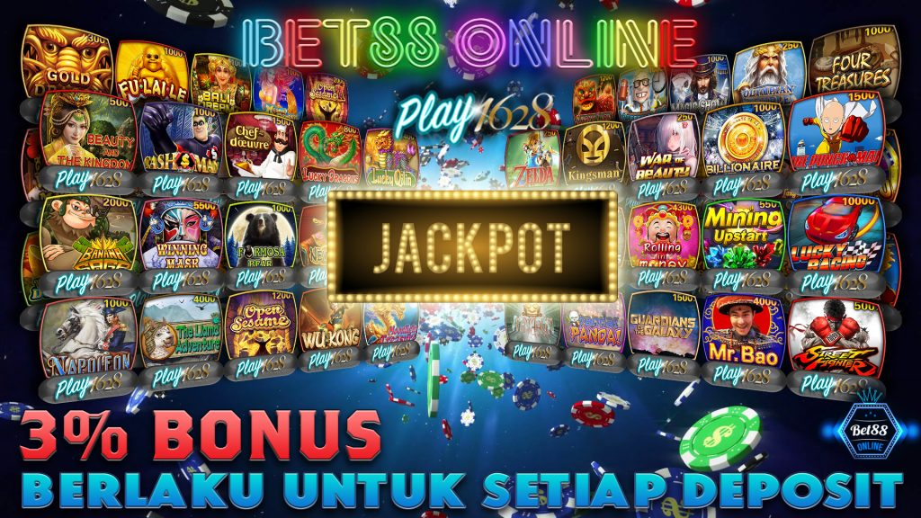 Play1628 Slot 1 Aug 2019