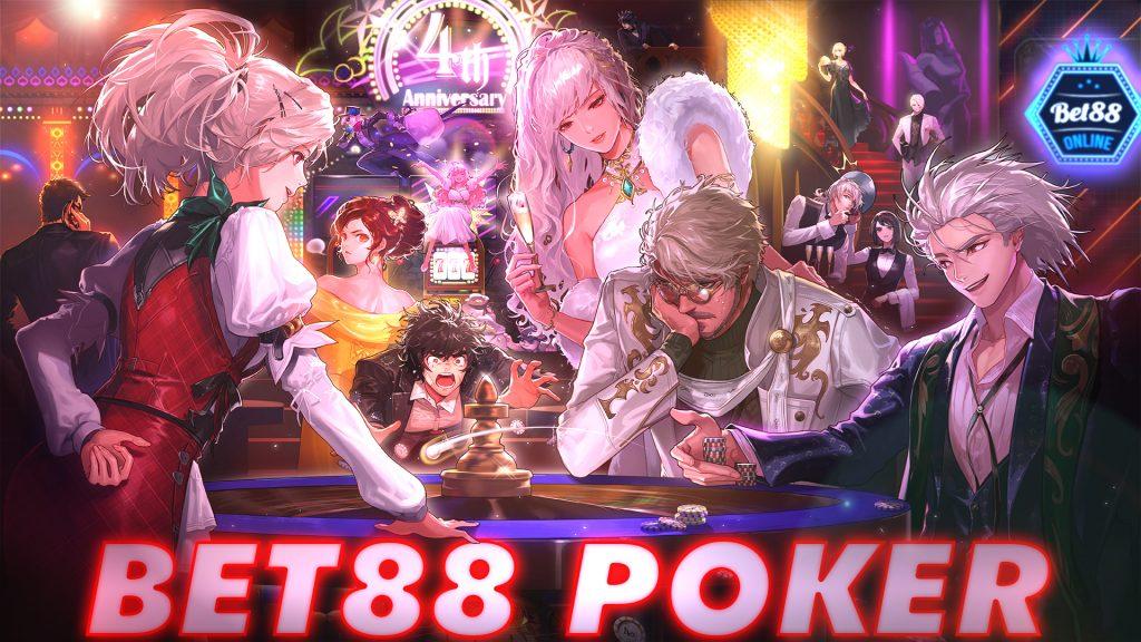 Bet88 Poker 10919