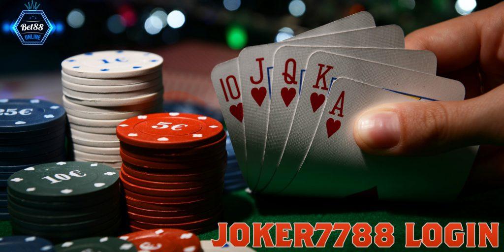 Joker7788 Login 11019