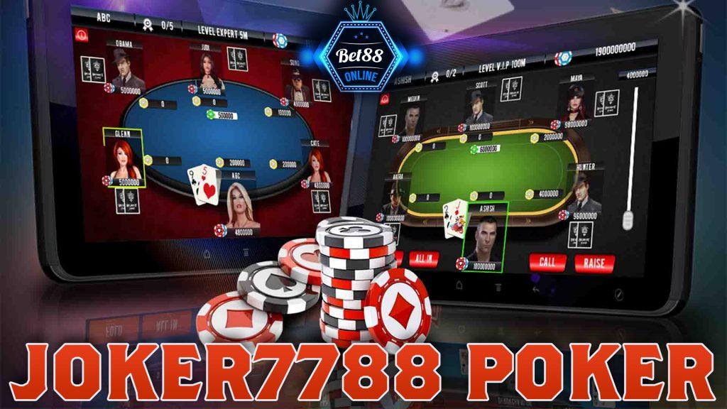 Joker7788 Poker 11019