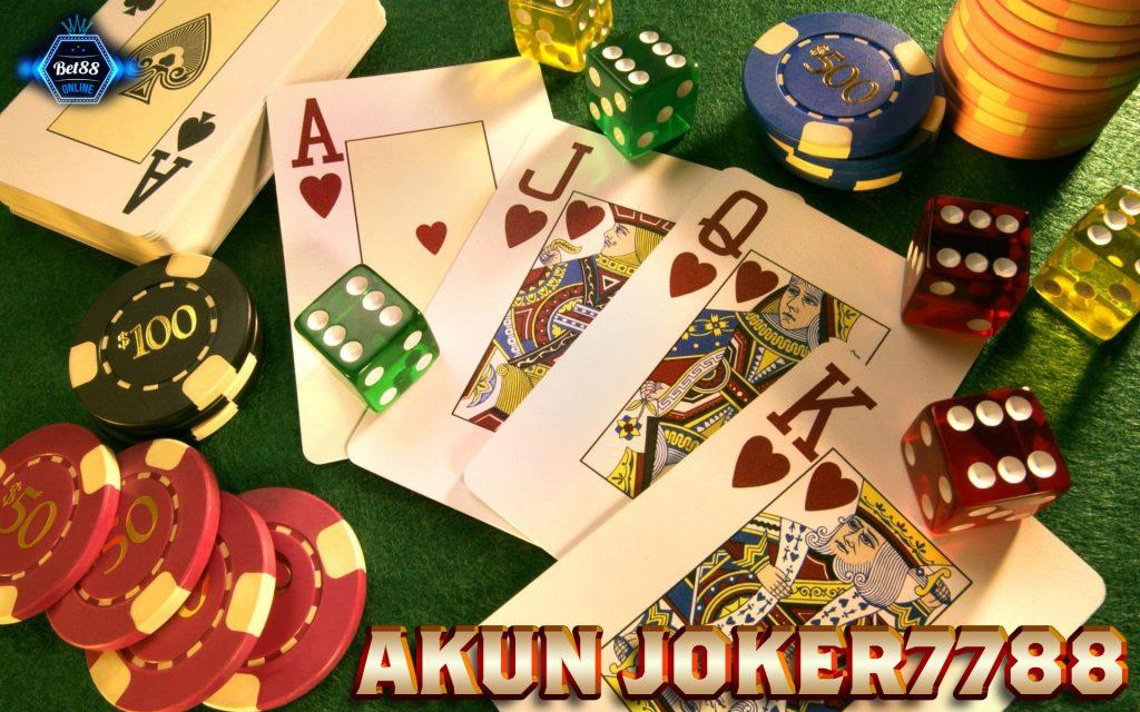 Akun Joker7788