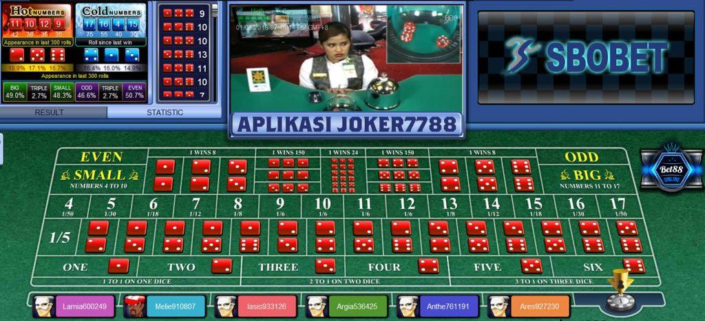 Aplikasi Joker7788 11119