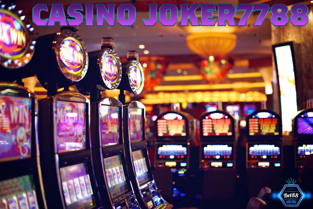 Casino Joker7788 11119