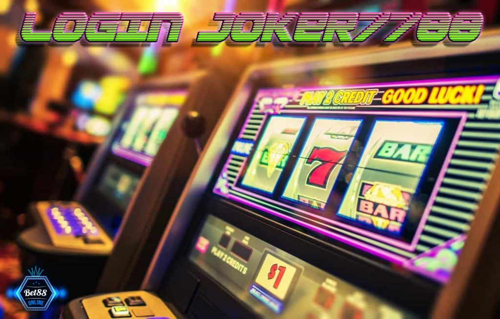 Login Joker7788 11119