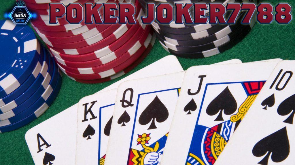 Poker Joker7788 11119