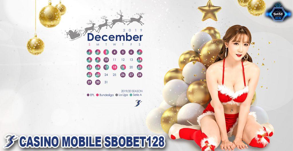 Casino Mobile Sbobet128