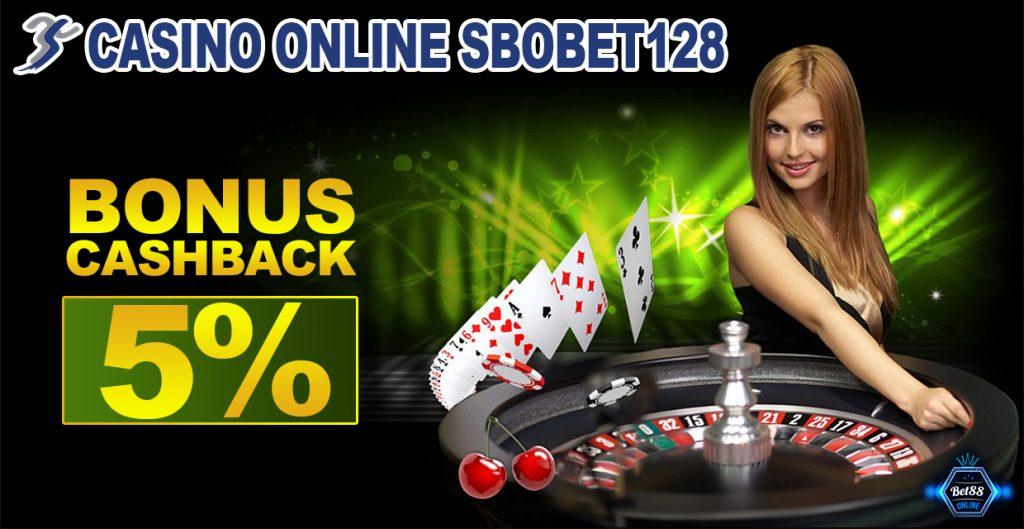 Casino Online Sbobet128