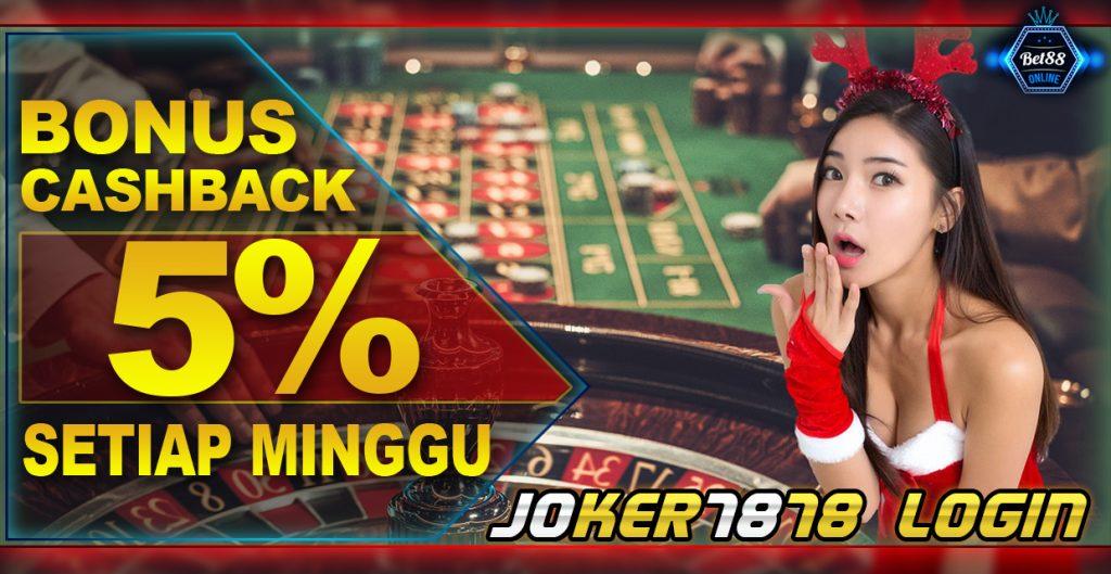 Joker7878 Login