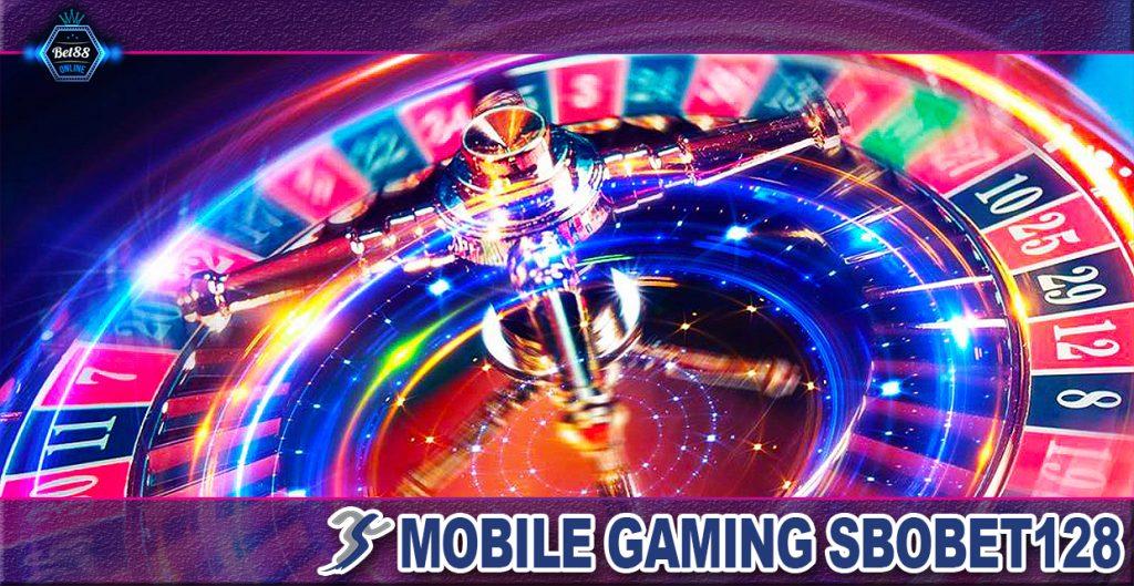 Mobile Gaming Sbobet128