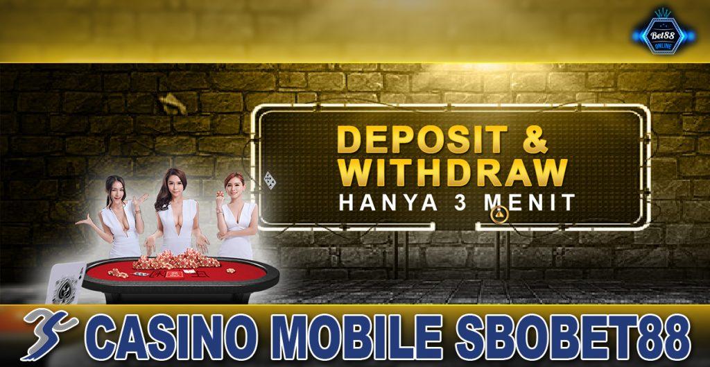 Casino Mobile Sbobet88