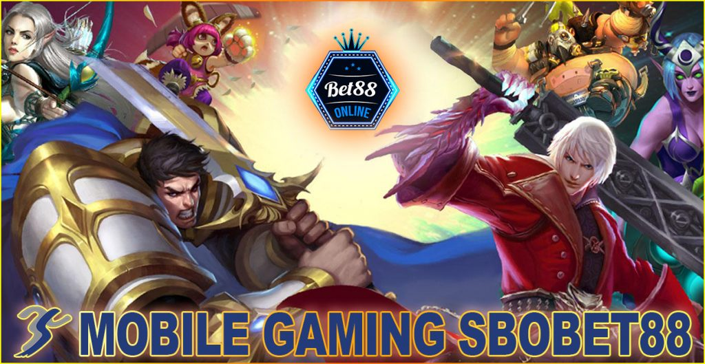 Mobile Gaming Sbobet88