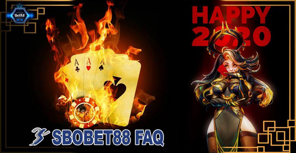 Sbobet88 FAQ