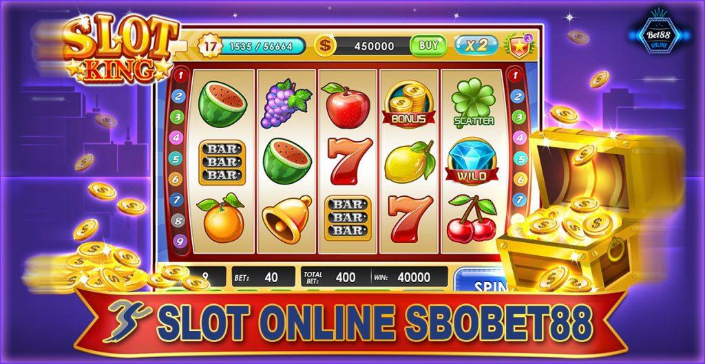 Slot Online Sbobet88