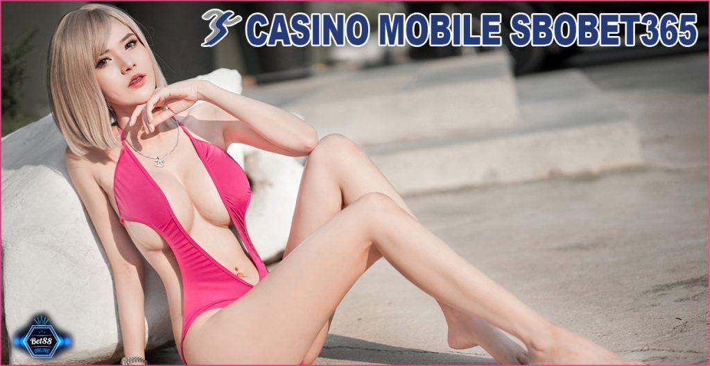 Casino Mobille Sbobet365