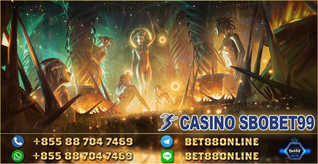 Casino Sbobet99