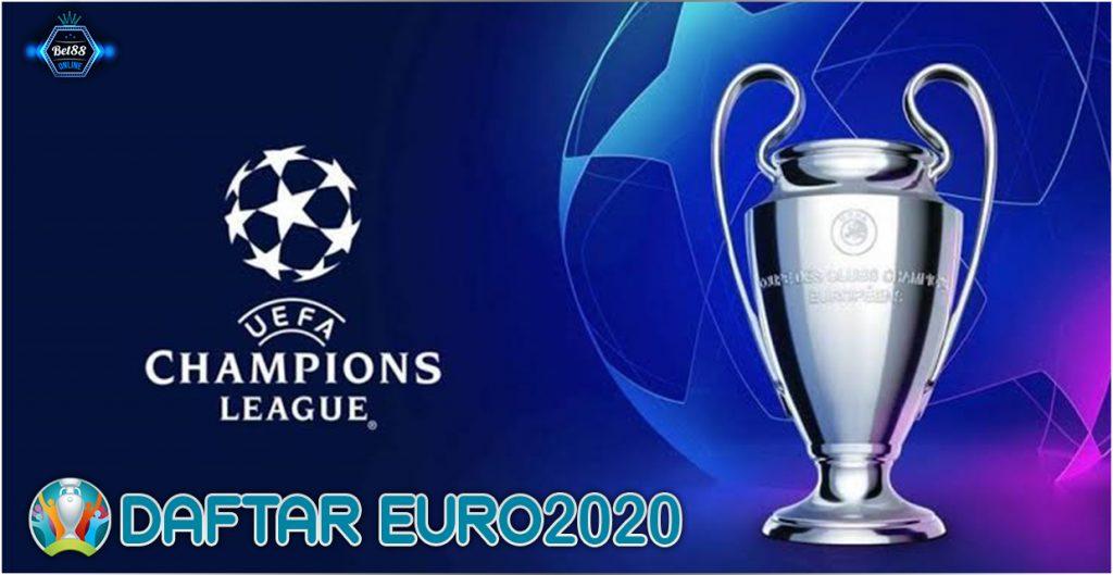 Daftar Euro2020