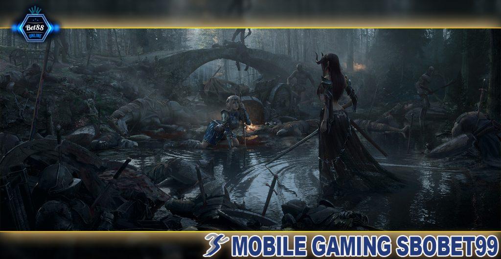 Mobile Gaming Sbobet99