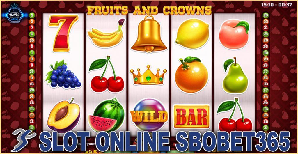 Slot Online Sbobet365