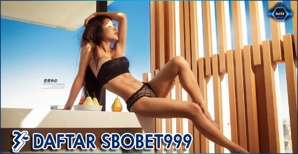 Daftar Sbobet999