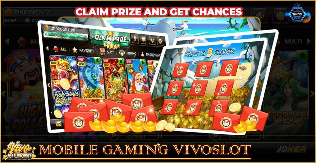 Mobile Gaming VivoSlot