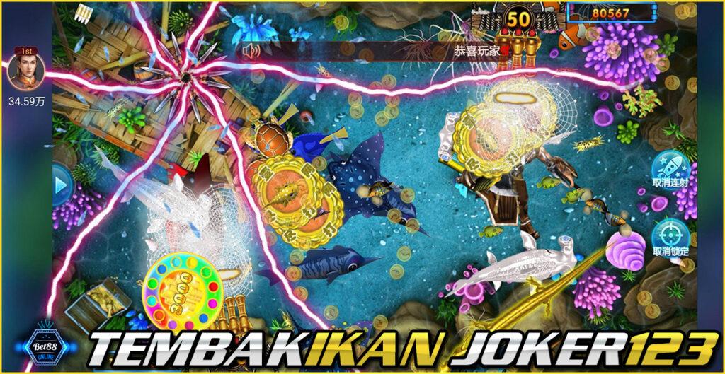 Tembak Ikan Joker123 C