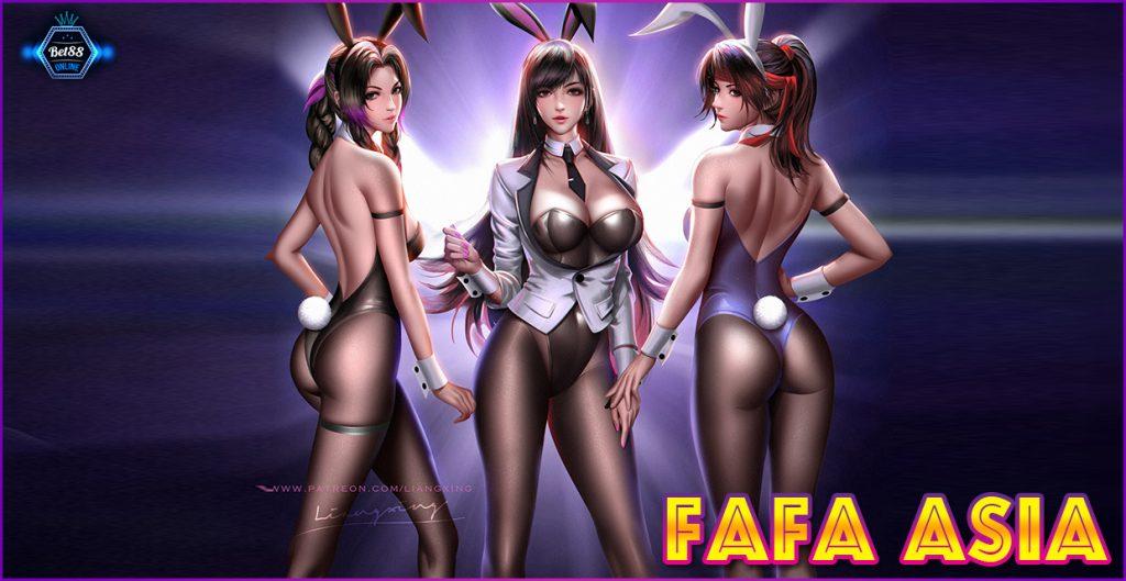 FAFA ASIA A