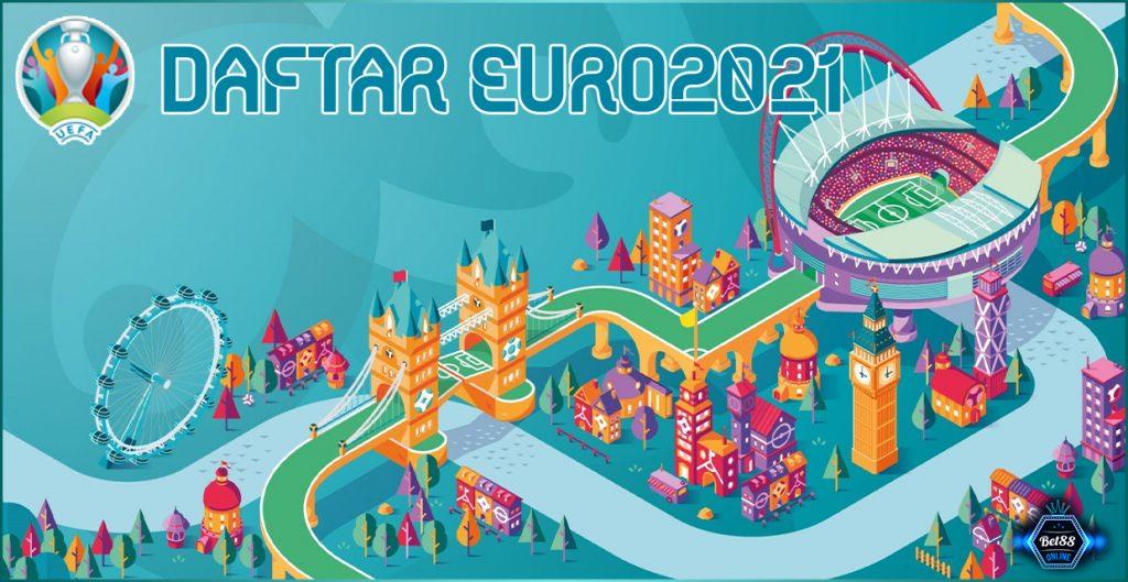 Daftar Euro2021 B